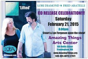POSTPONED - CD release show for Lori Diamond amp Fred Abatelli