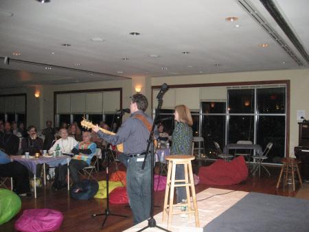 Boohoo Cafe - The Bill Cady Memorial Coffeehouse 1/19/08