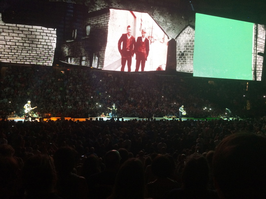 An open letter to U2